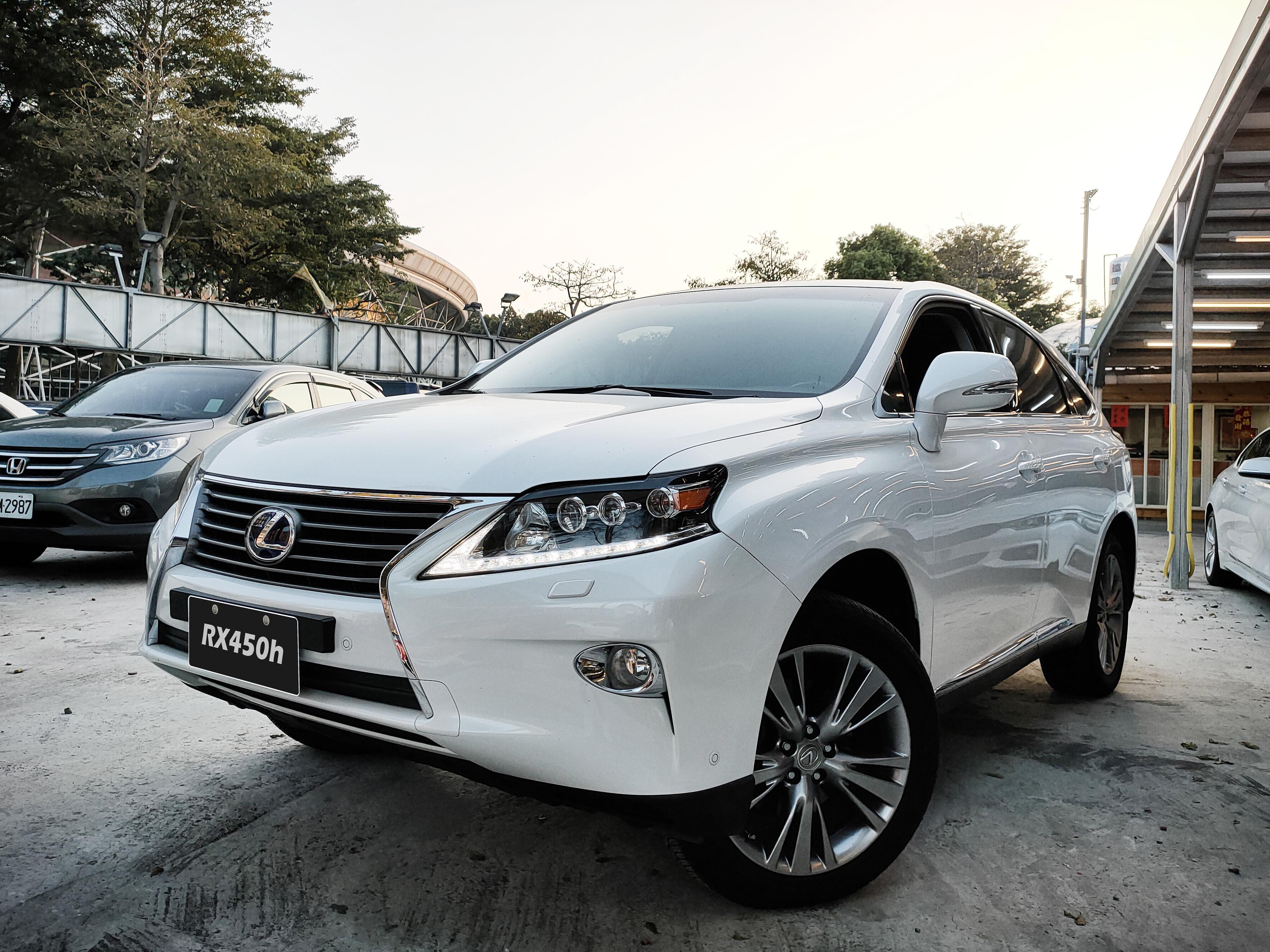 2014 Lexus 凌志 Rx