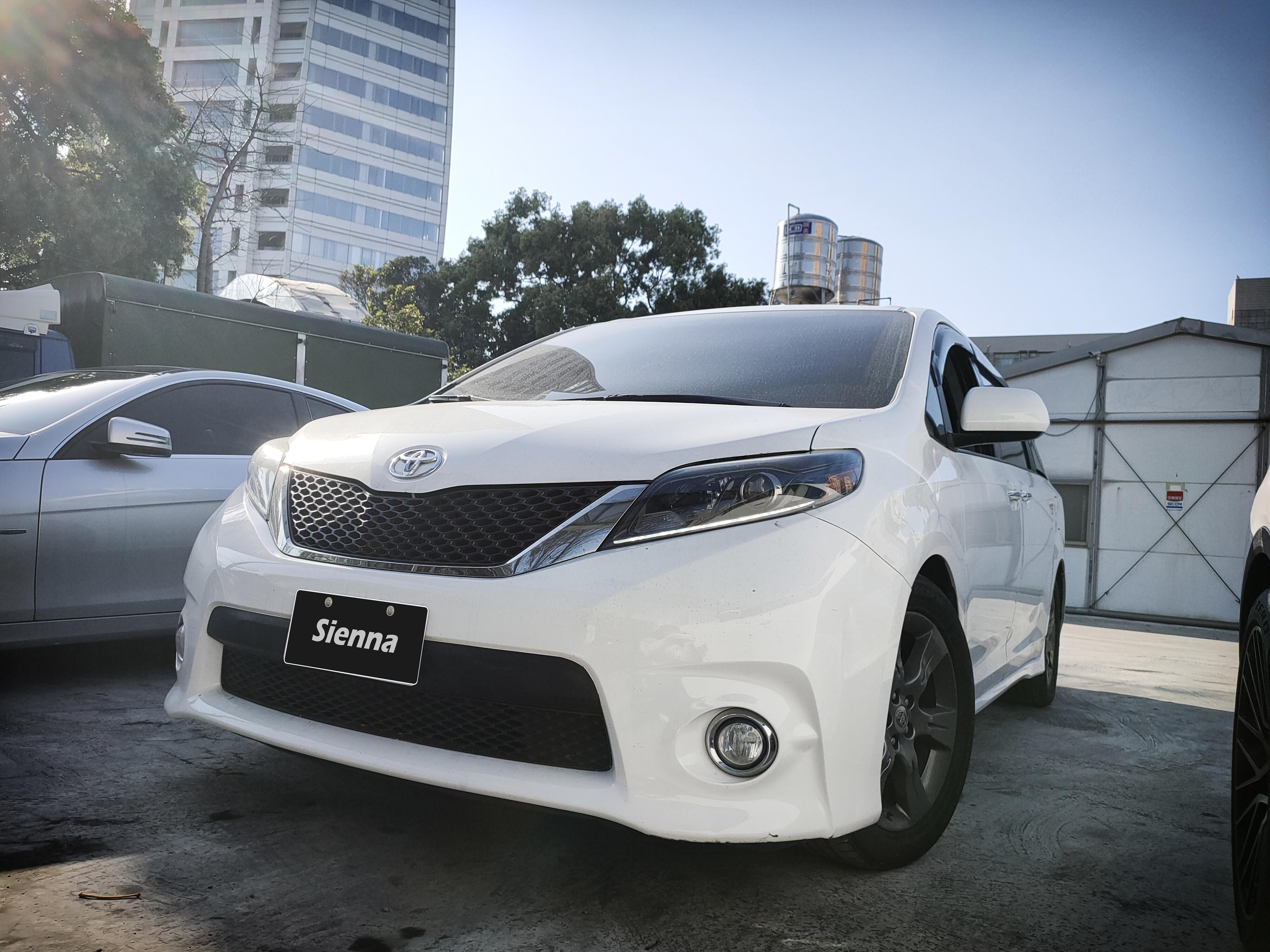 2015 Toyota 豐田 Sienna