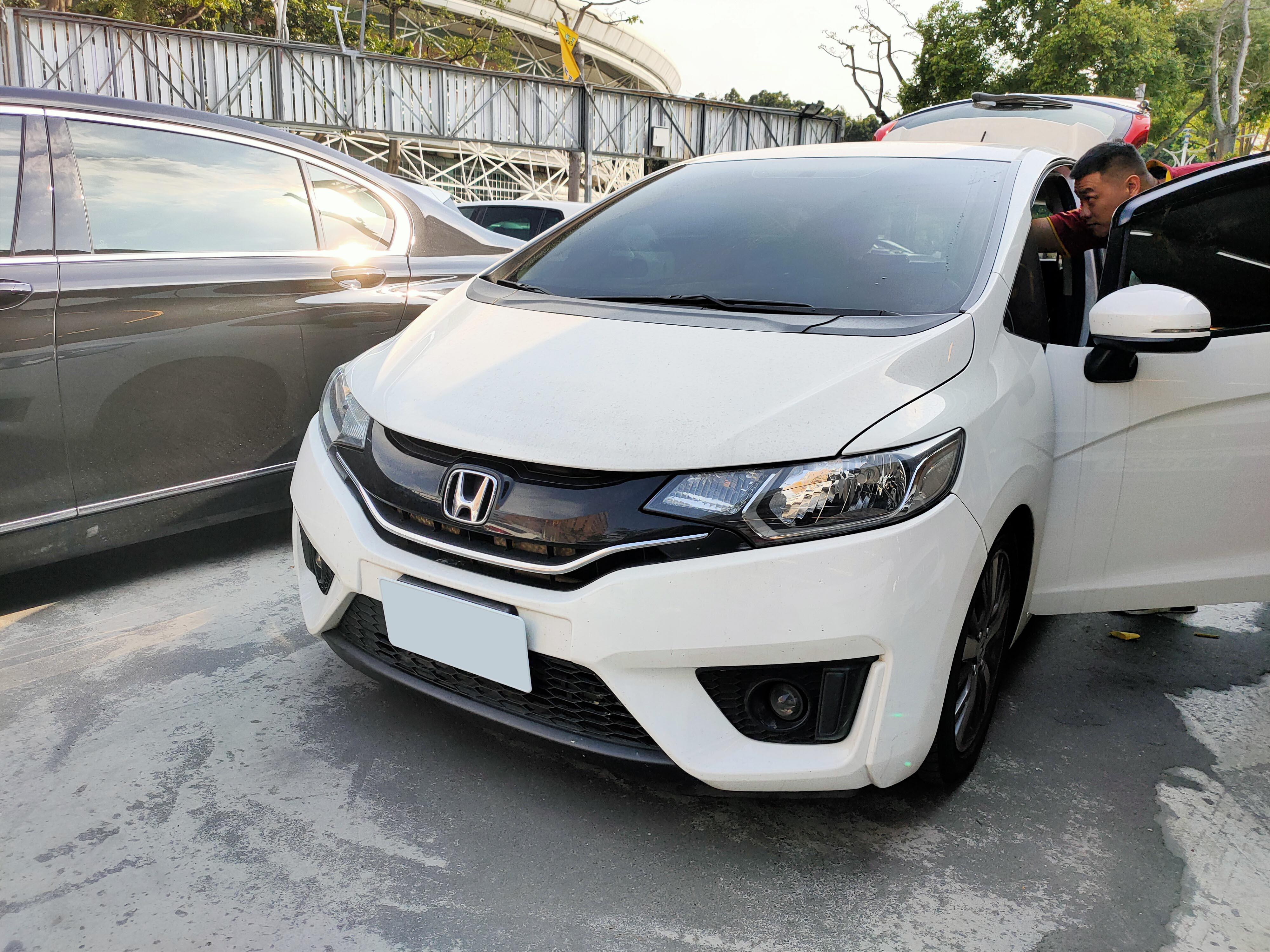 2015 Honda 本田 Fit