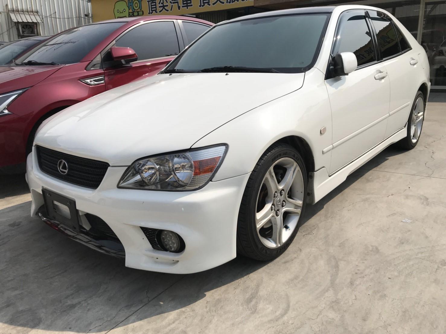 2000 Lexus 凌志 IS