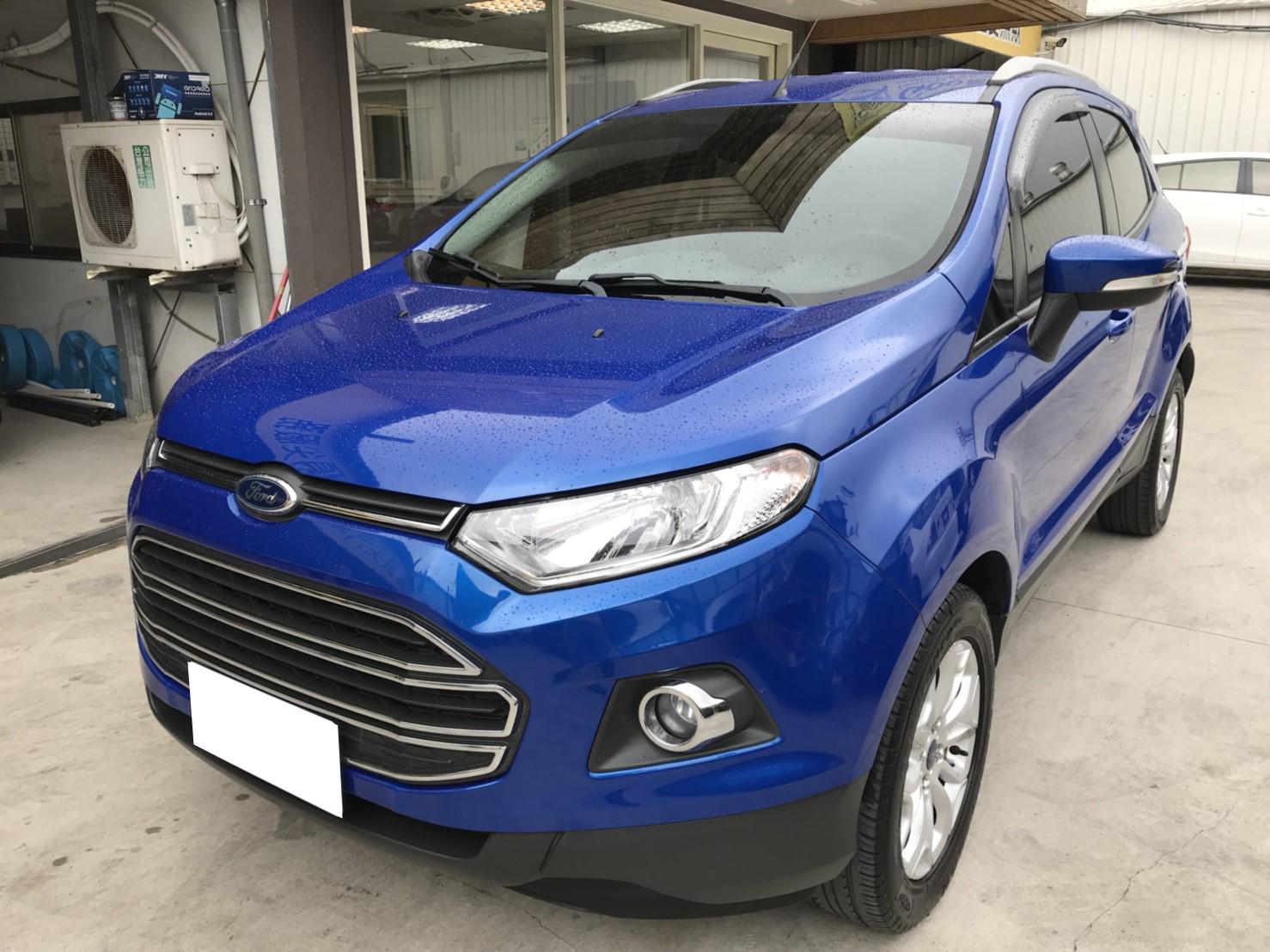 2015 Ford 福特 EcoSport