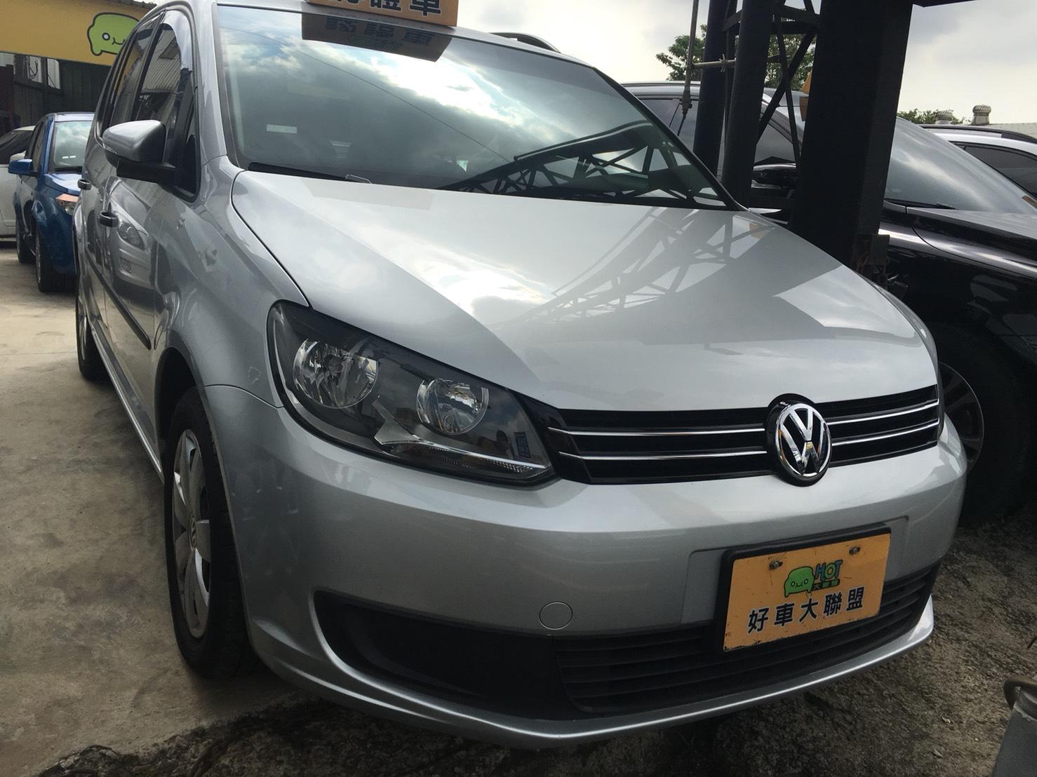 2013 Volkswagen Touran