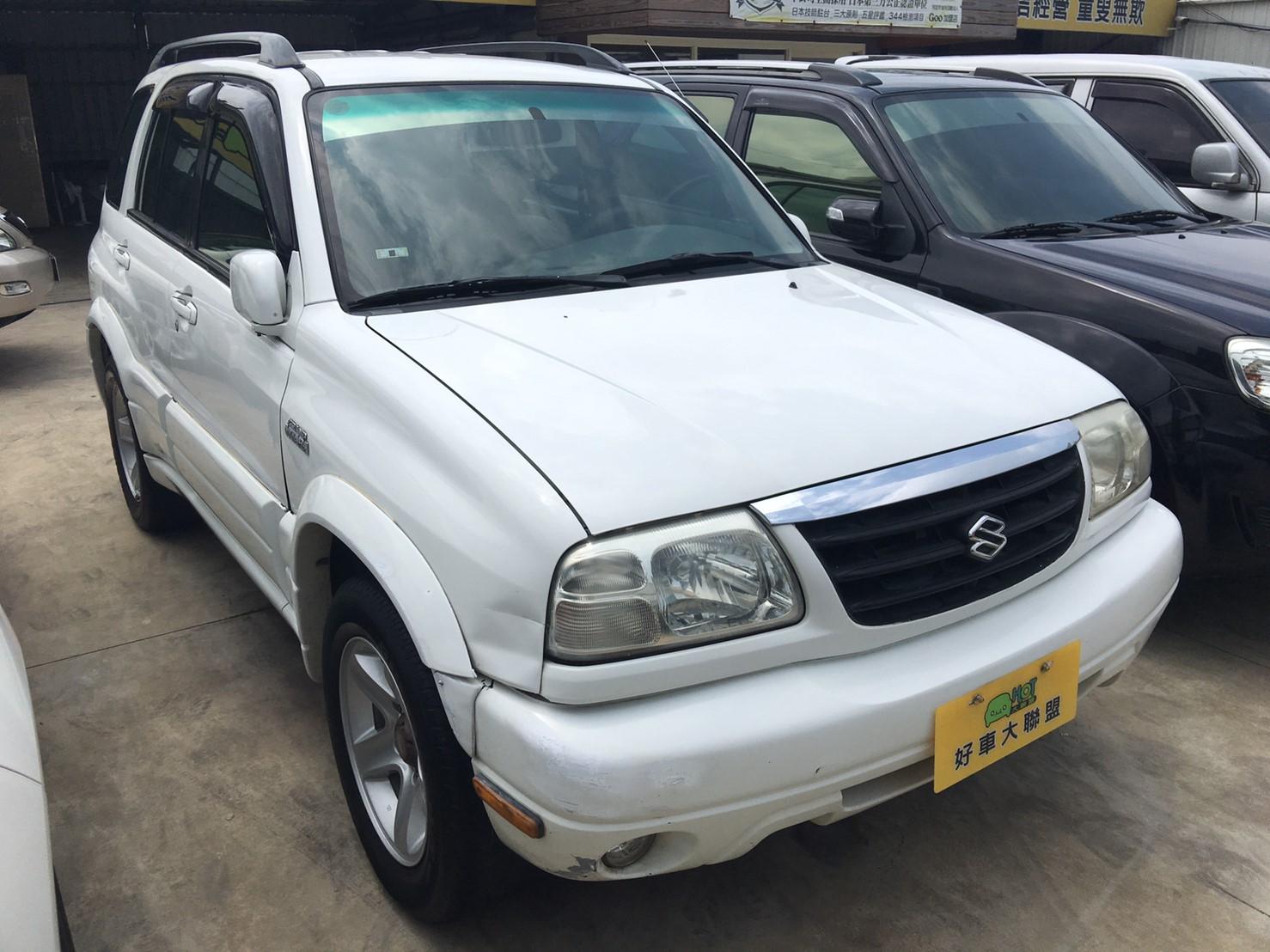 2001 Suzuki 鈴木 Vitara