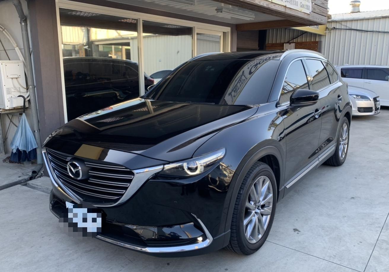 2017 Mazda 馬自達 Cx-9