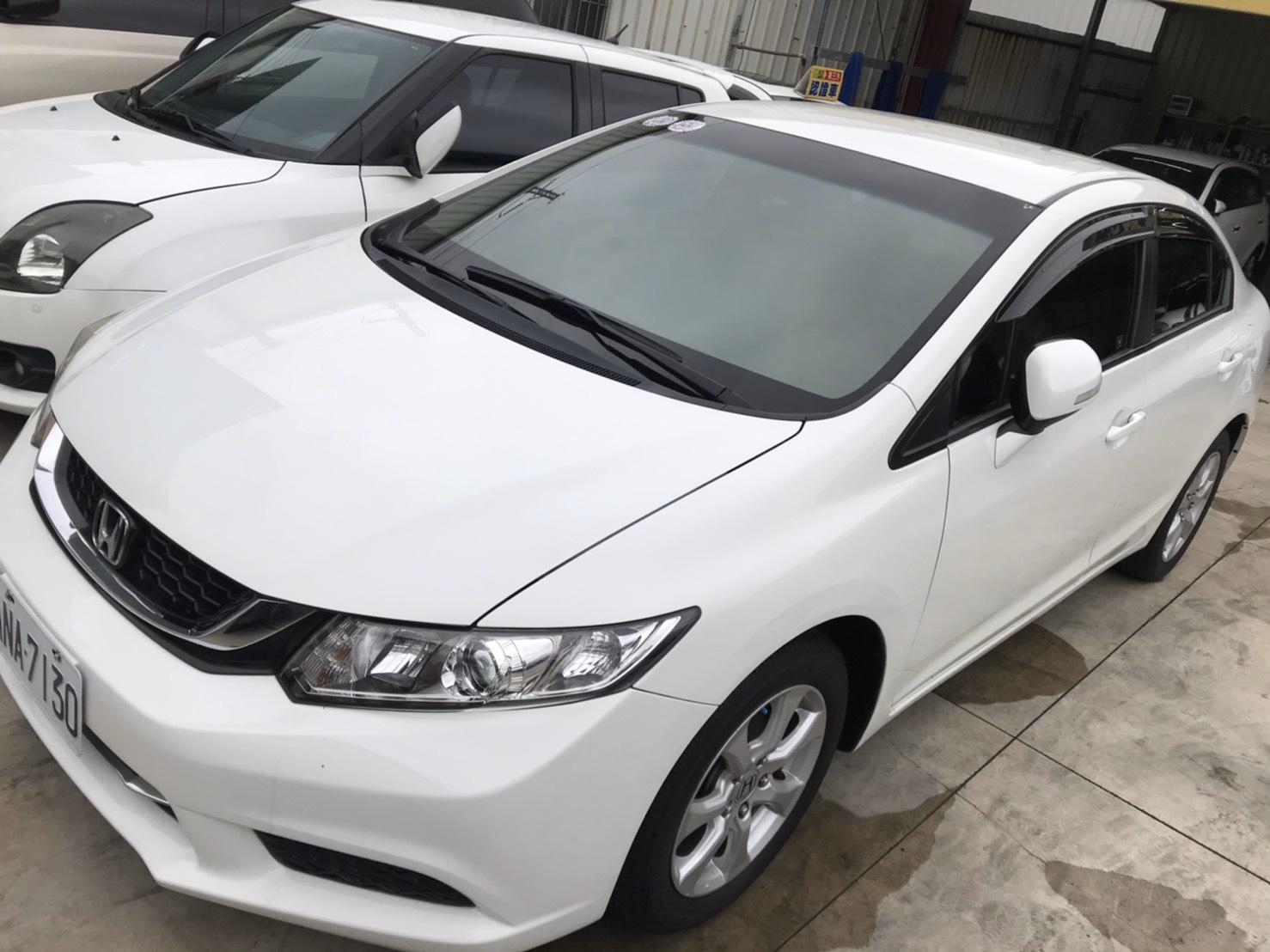 2015 Honda 本田 Civic