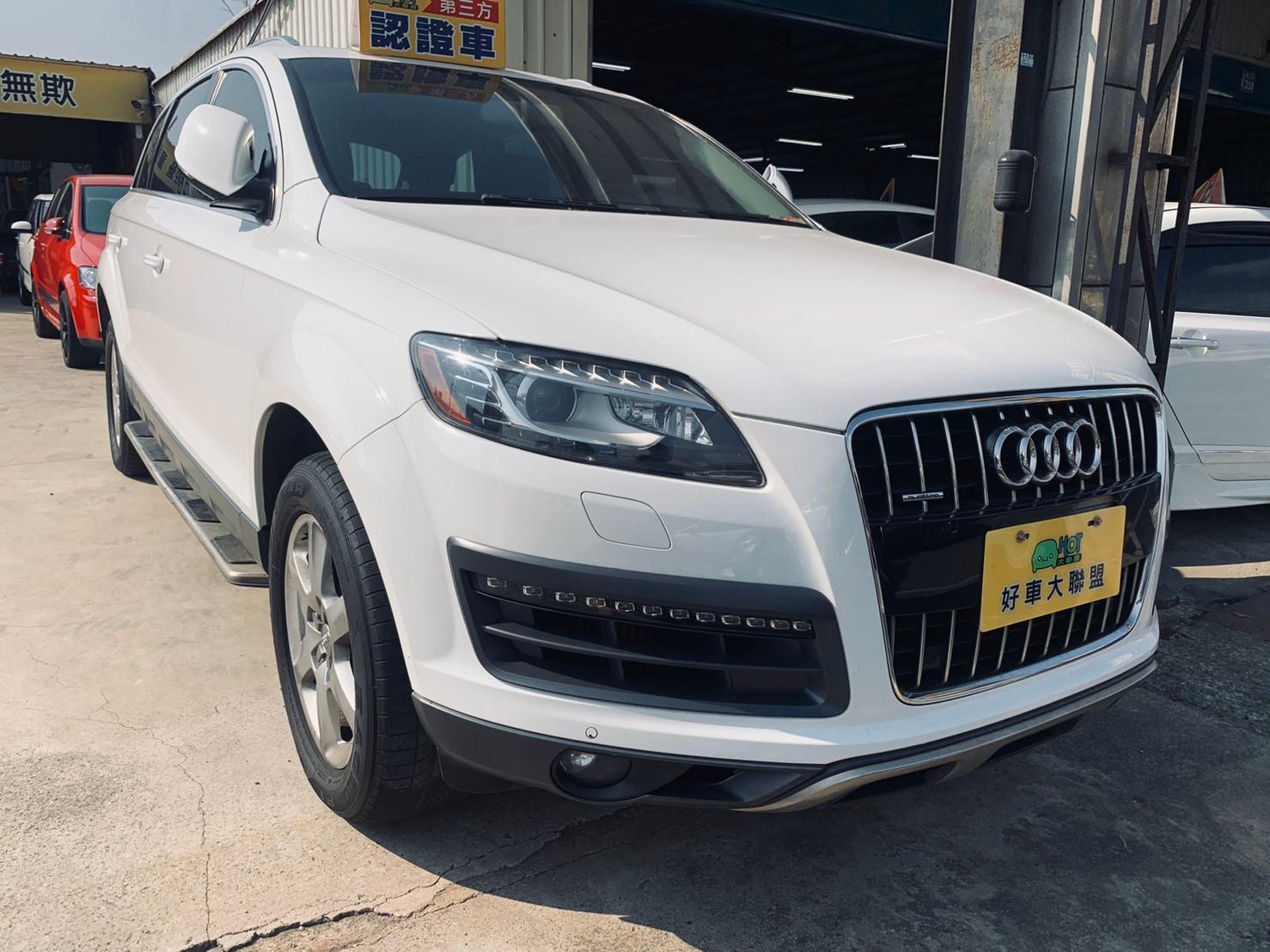 2011 Audi 奧迪 Q7