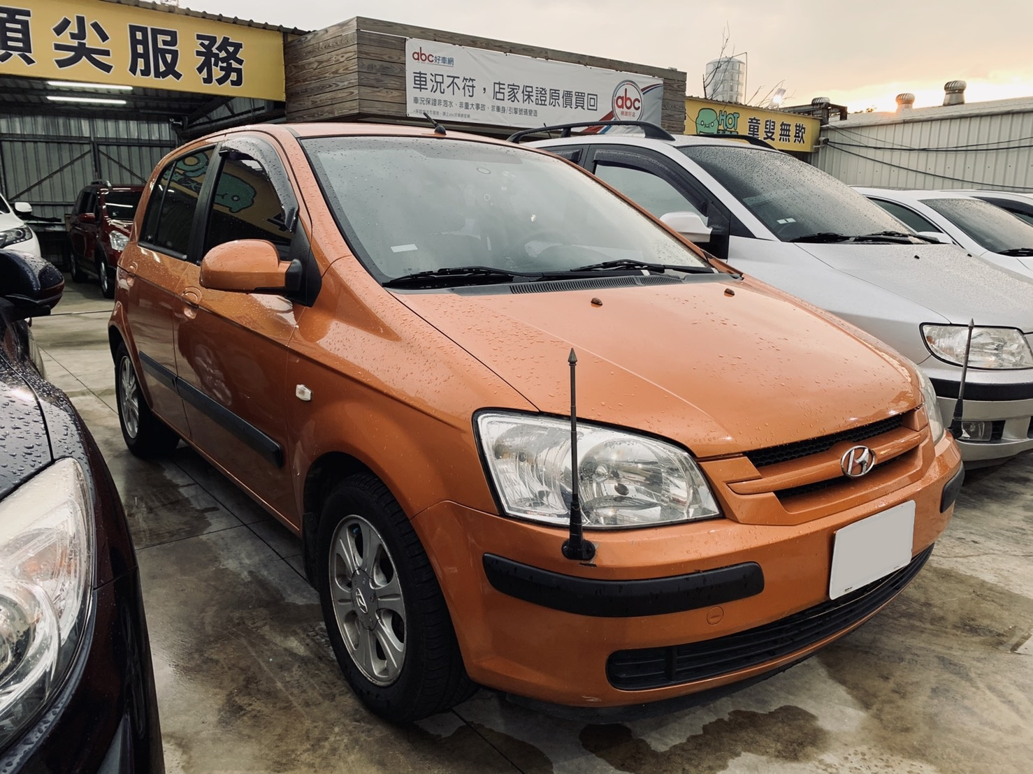 2004 Hyundai 現代 Getz