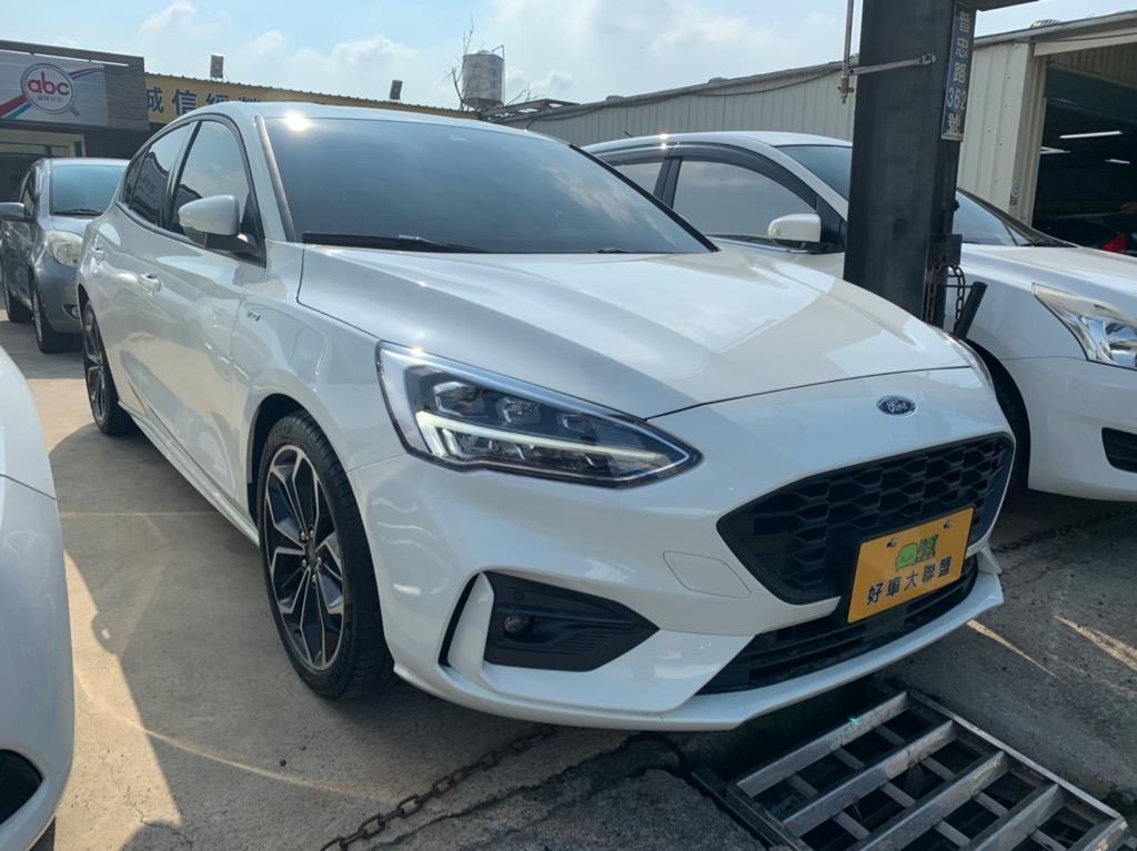 2019 Ford 福特 Focus