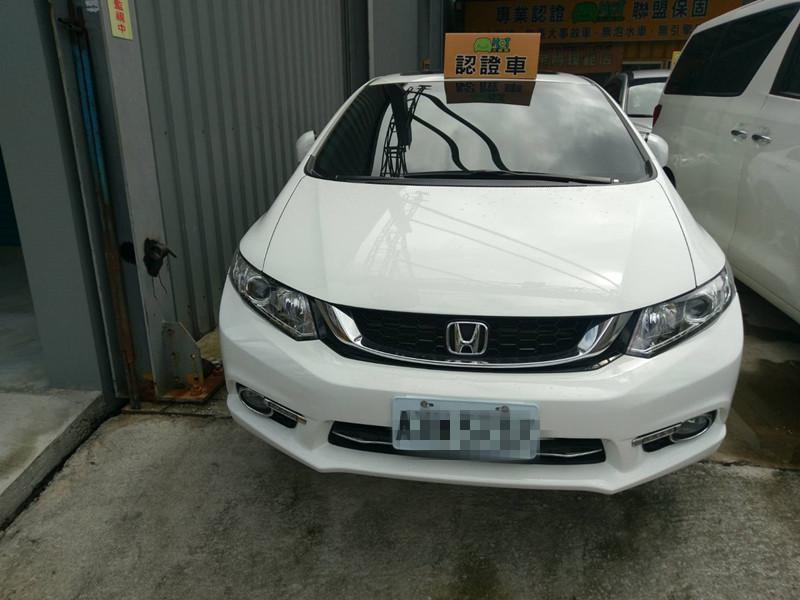 2014 Honda 本田 Civic