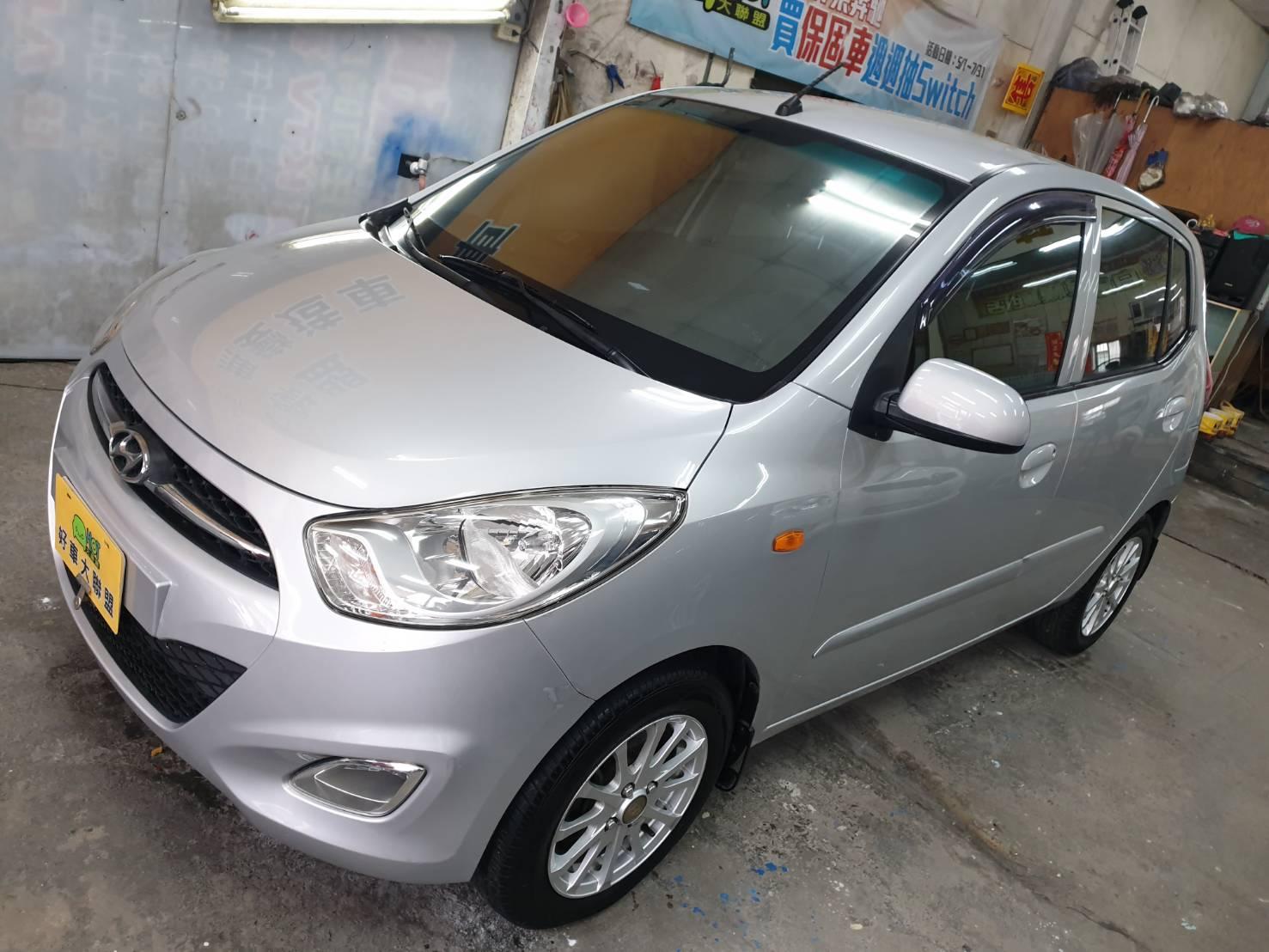 2011 Hyundai 現代 I10