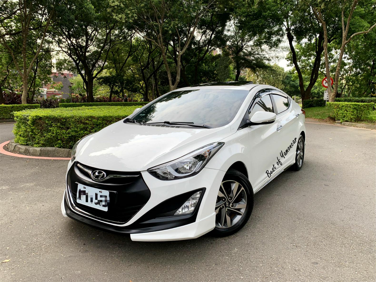 2015 Hyundai 現代 Elantra