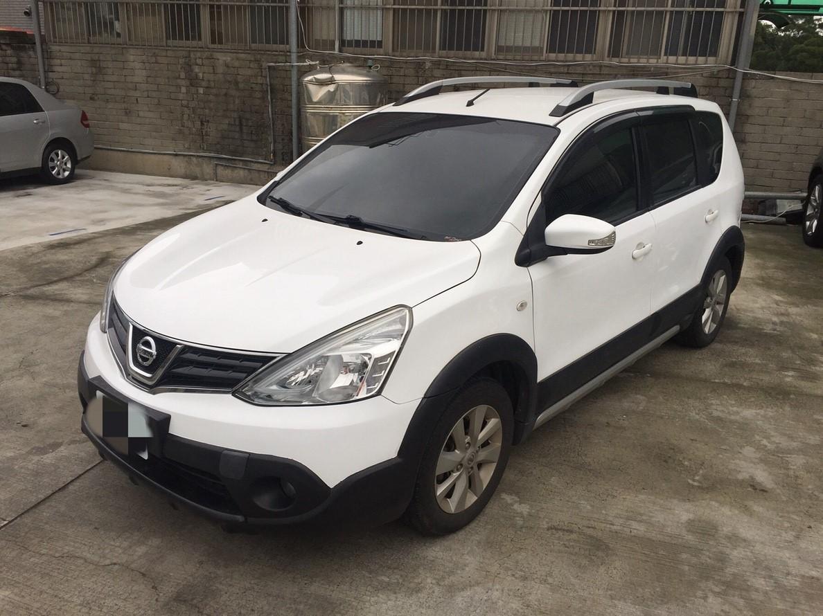 2014 Nissan Livina