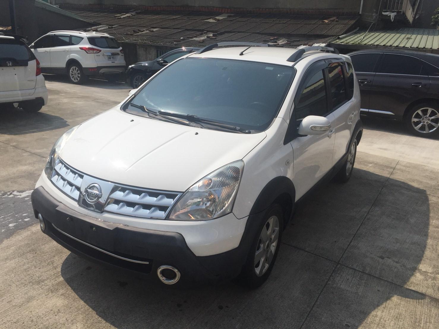 2012 Nissan Livina