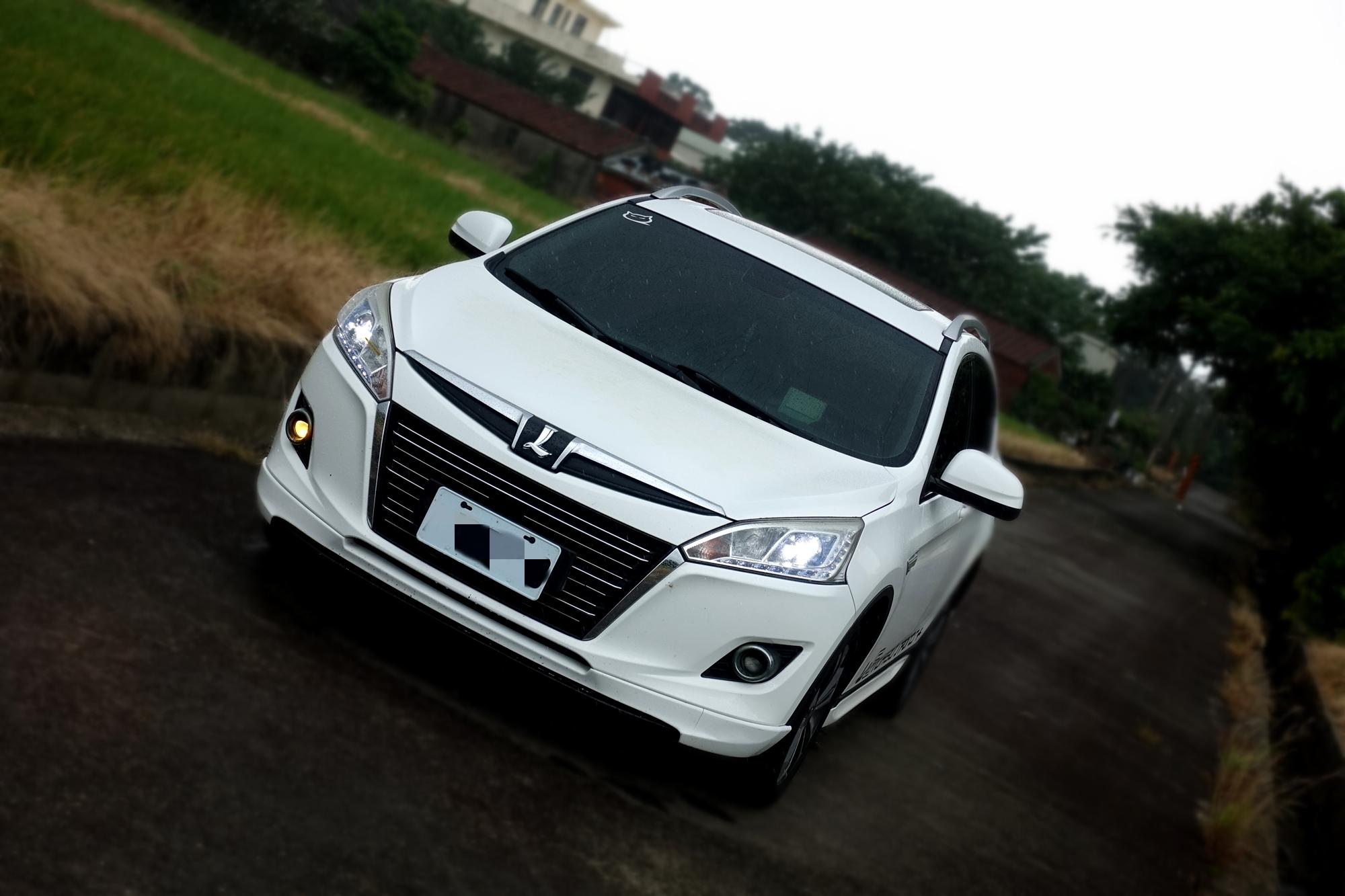 2014 Luxgen 納智捷 U6 turbo