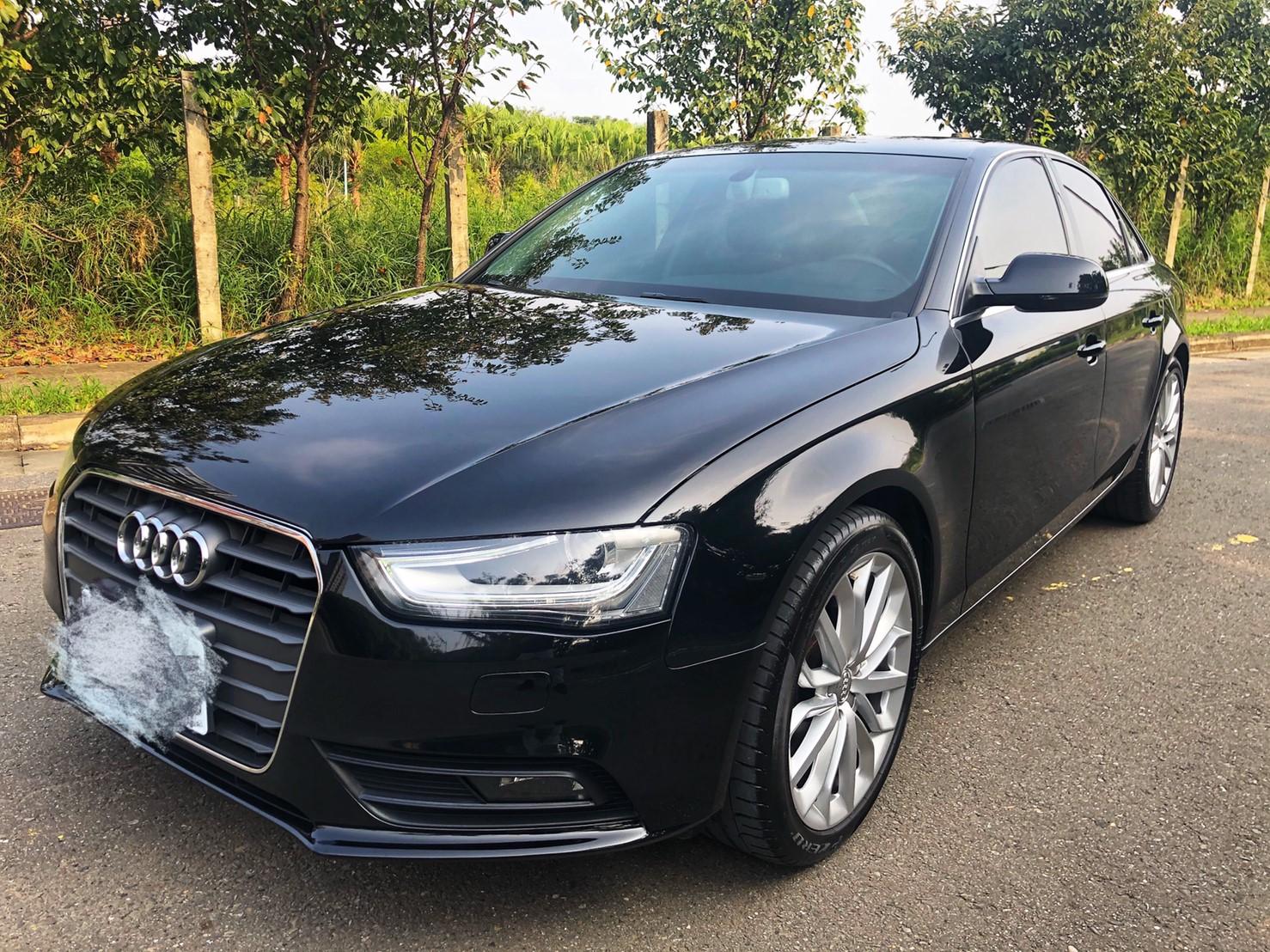 2013 Audi 奧迪 A4 sedan