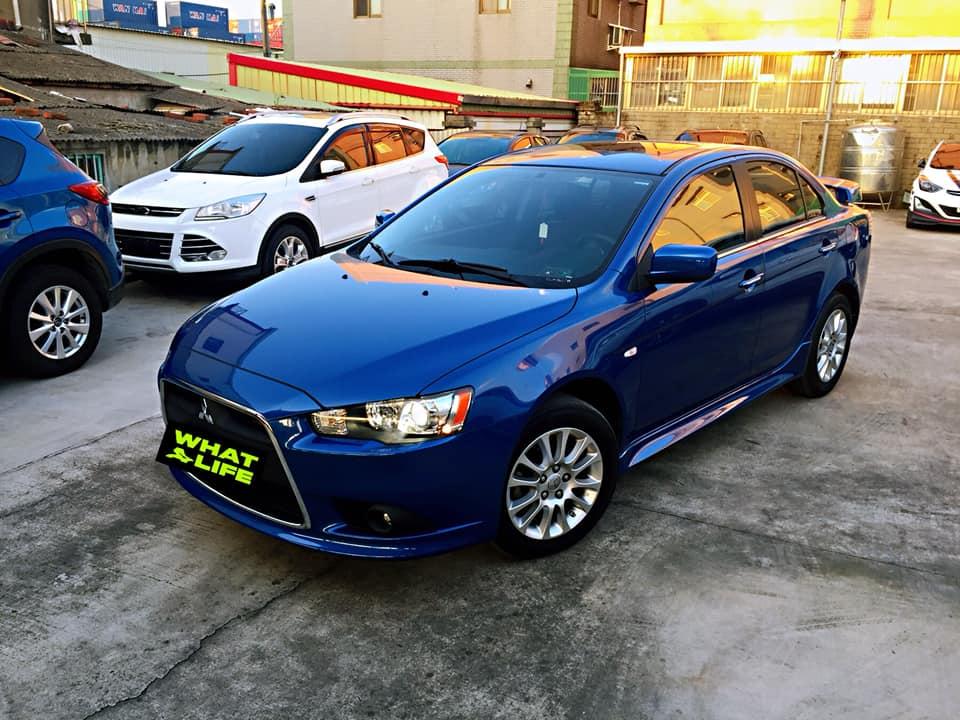 2013 Mitsubishi 三菱 Lancer Fortis