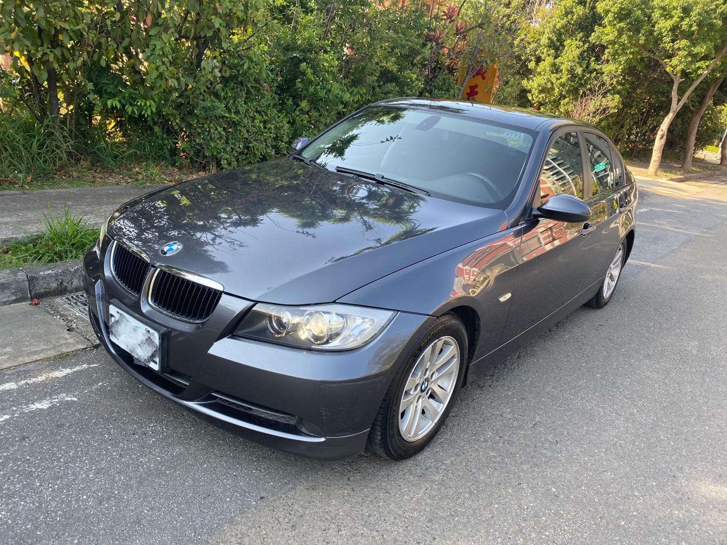 2007 BMW 寶馬 3-series sedan