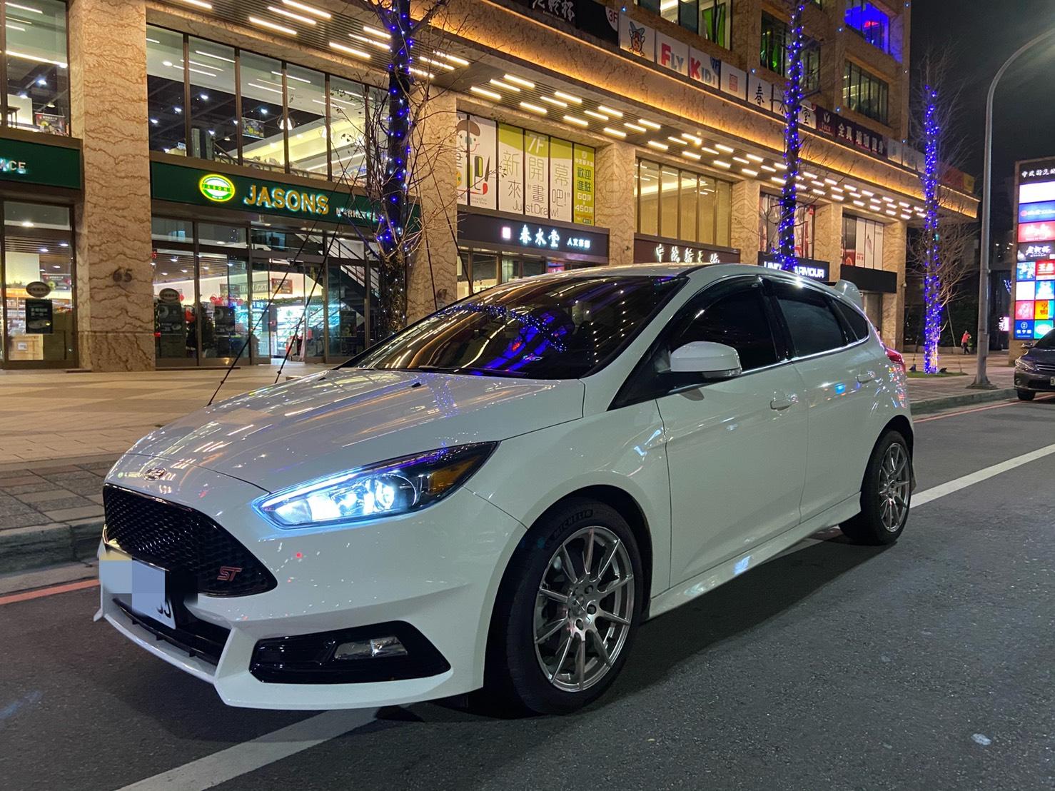 2017 Ford 福特 Focus