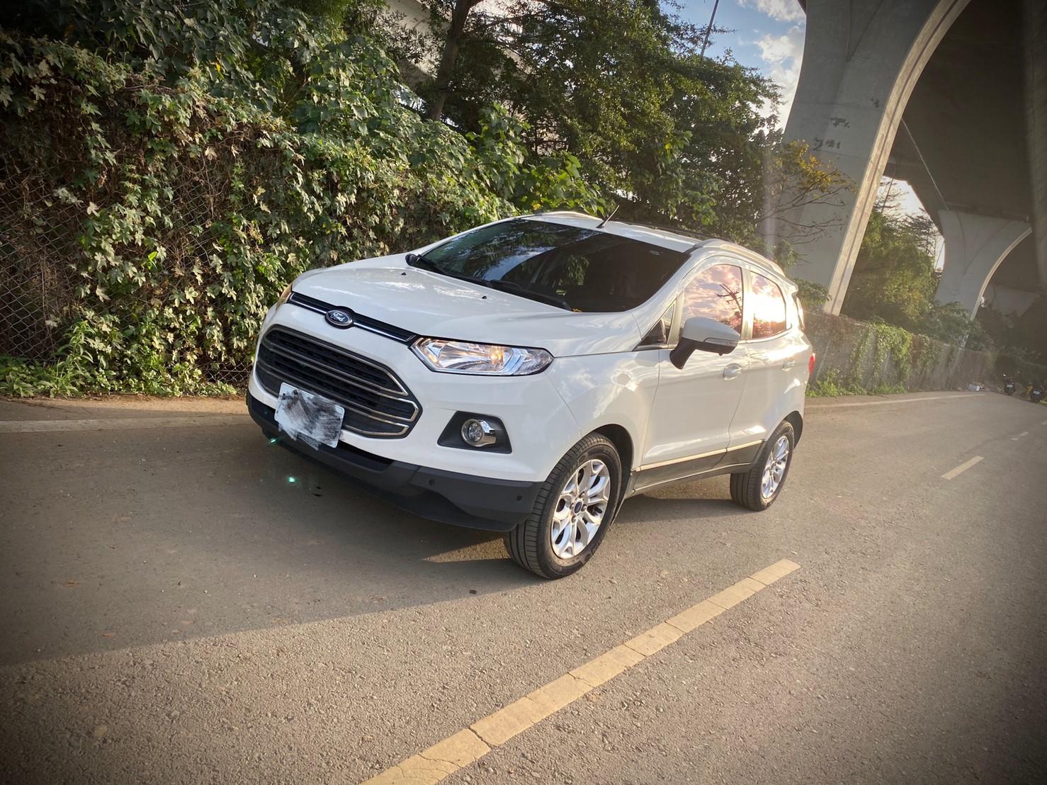 2013 Ford 福特 Ecosport