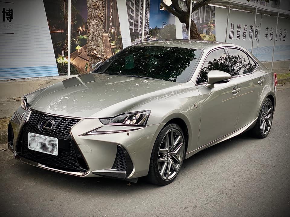 2017 Lexus 凌志 Is