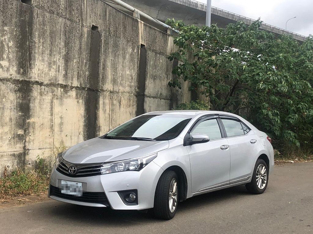 2016 Toyota 豐田 Corolla Altis