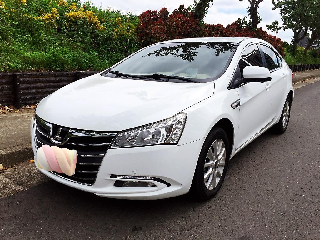 2014 Luxgen 納智捷 5 sedan