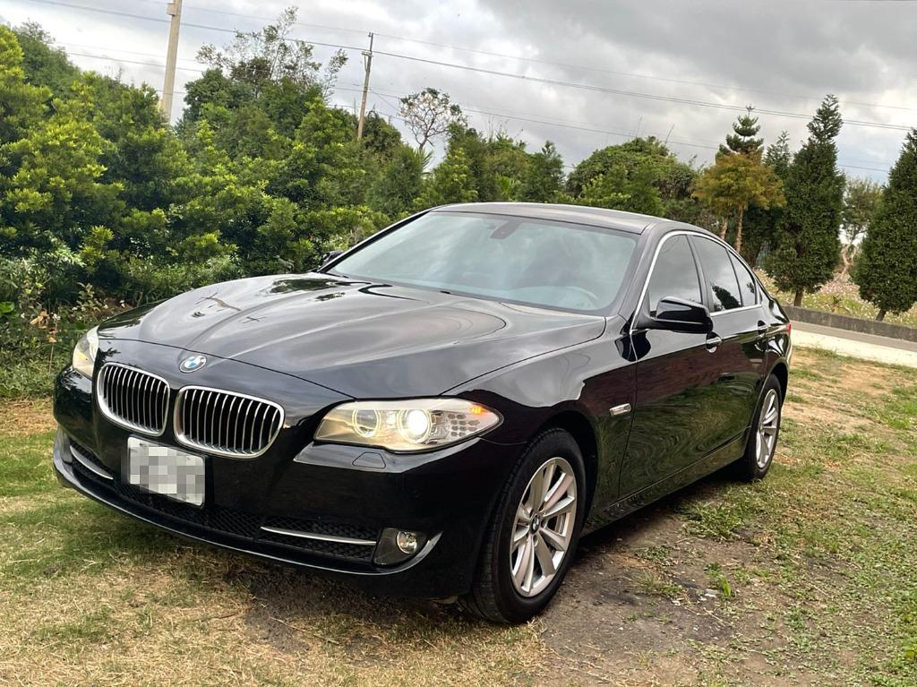 2011 BMW 寶馬 5-series sedan