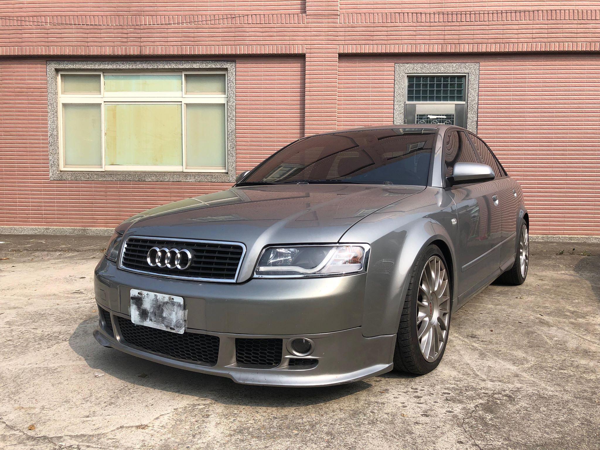2003 Audi A4 sedan