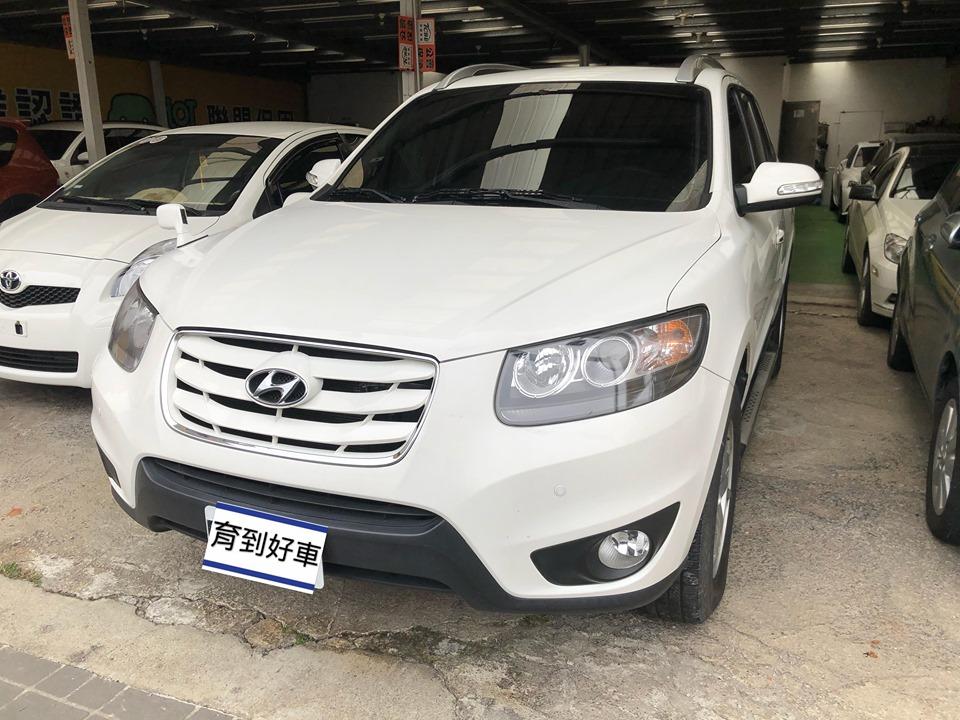 2011 Hyundai 現代 Santa fe