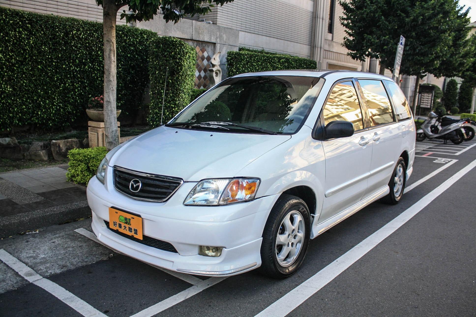 2000 Mazda 馬自達 其他