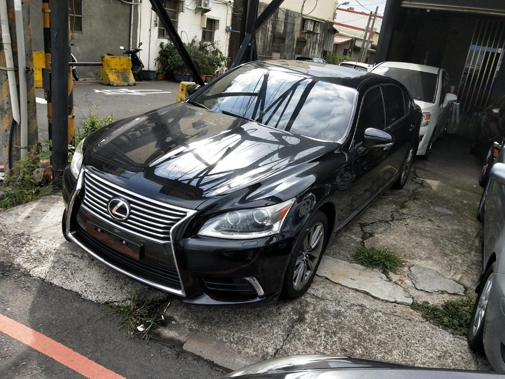 2012 Lexus Ls