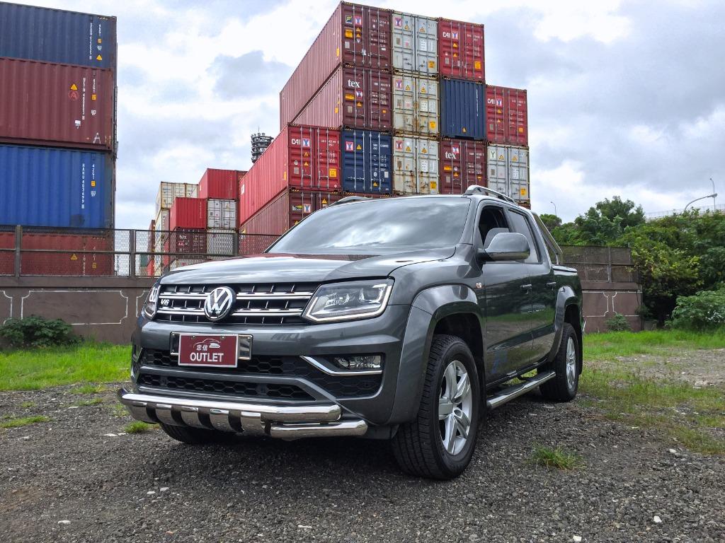 2018 Volkswagen 福斯 Amarok