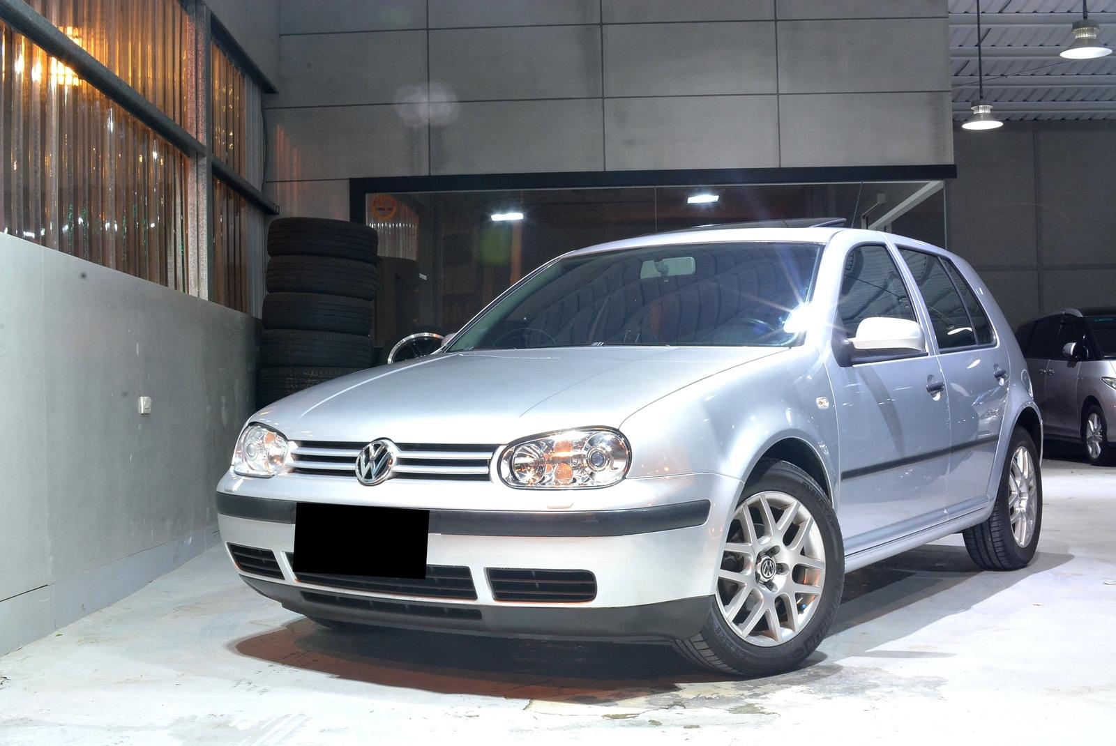 2004 Volkswagen 福斯 Golf