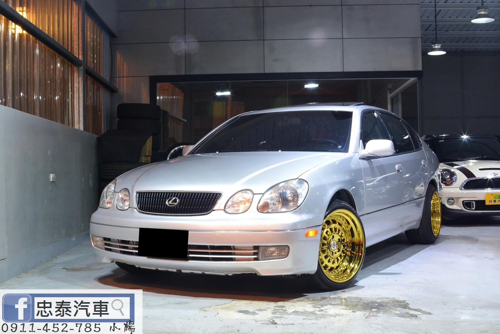 1998 Lexus 凌志 Gs