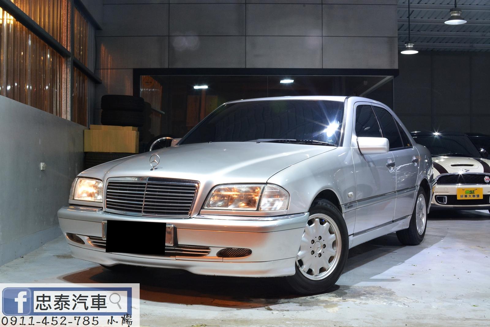 1998 M-benz C-class