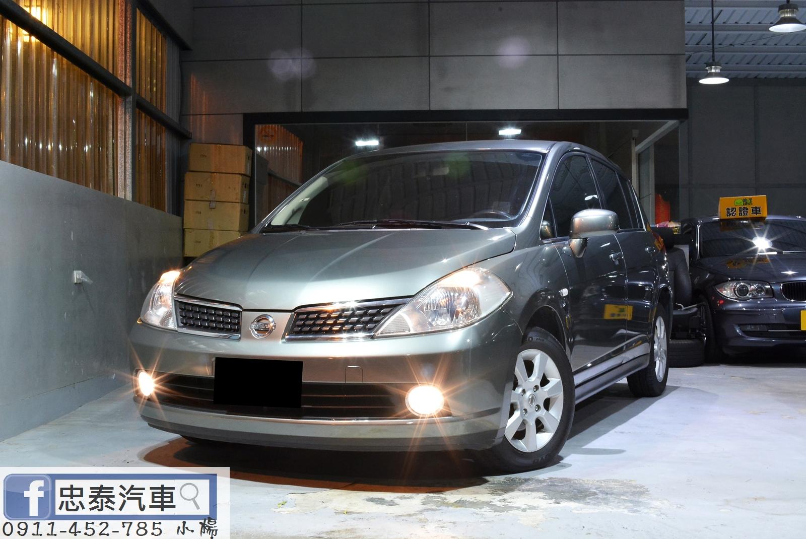 2008 Nissan 日產 Tiida