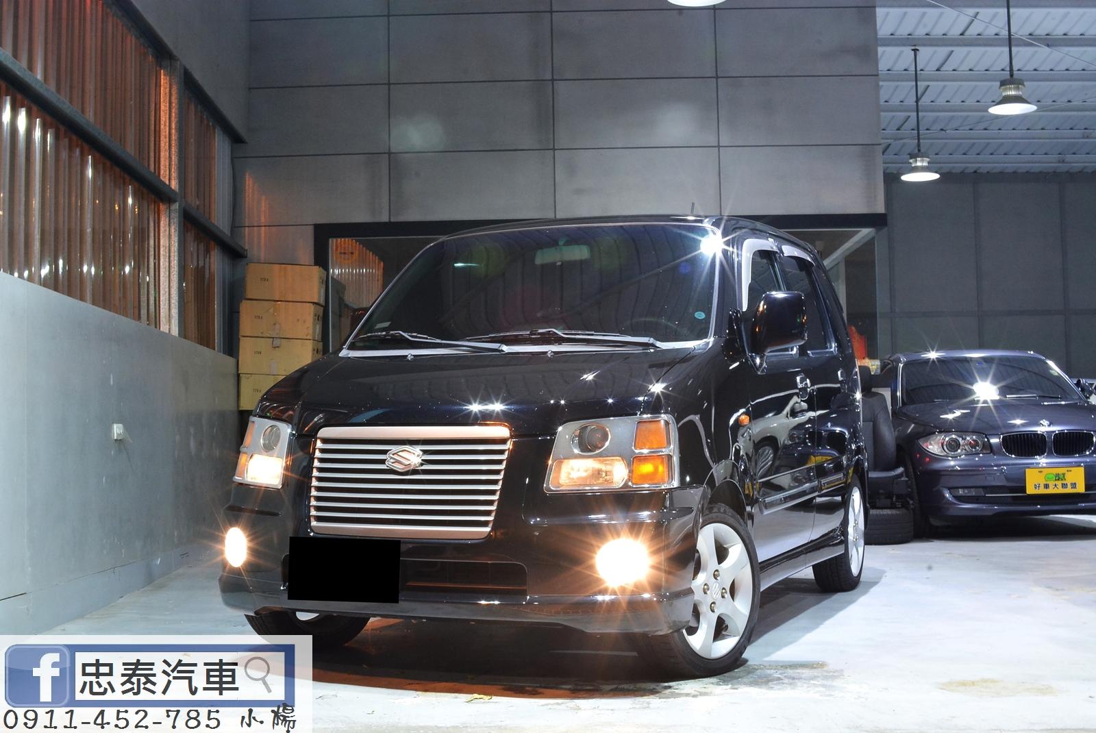 2004 Suzuki 鈴木 Solio
