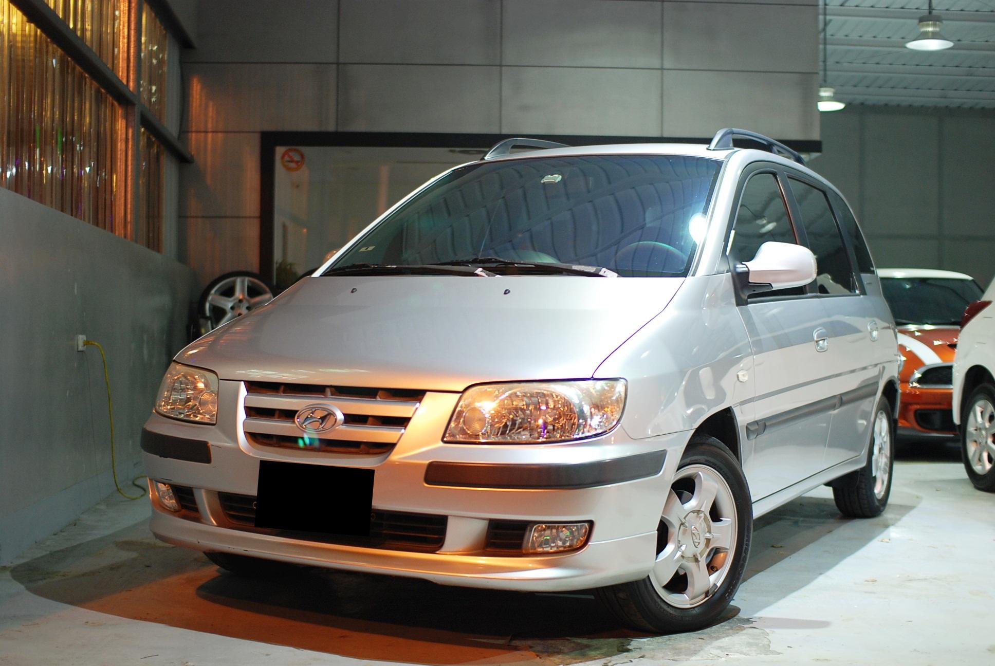 2007 Hyundai 現代 Matrix