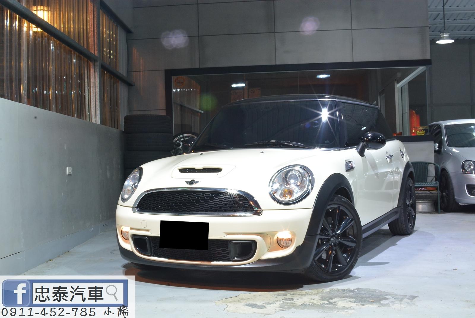 2010 Mini 迷你 Cooper