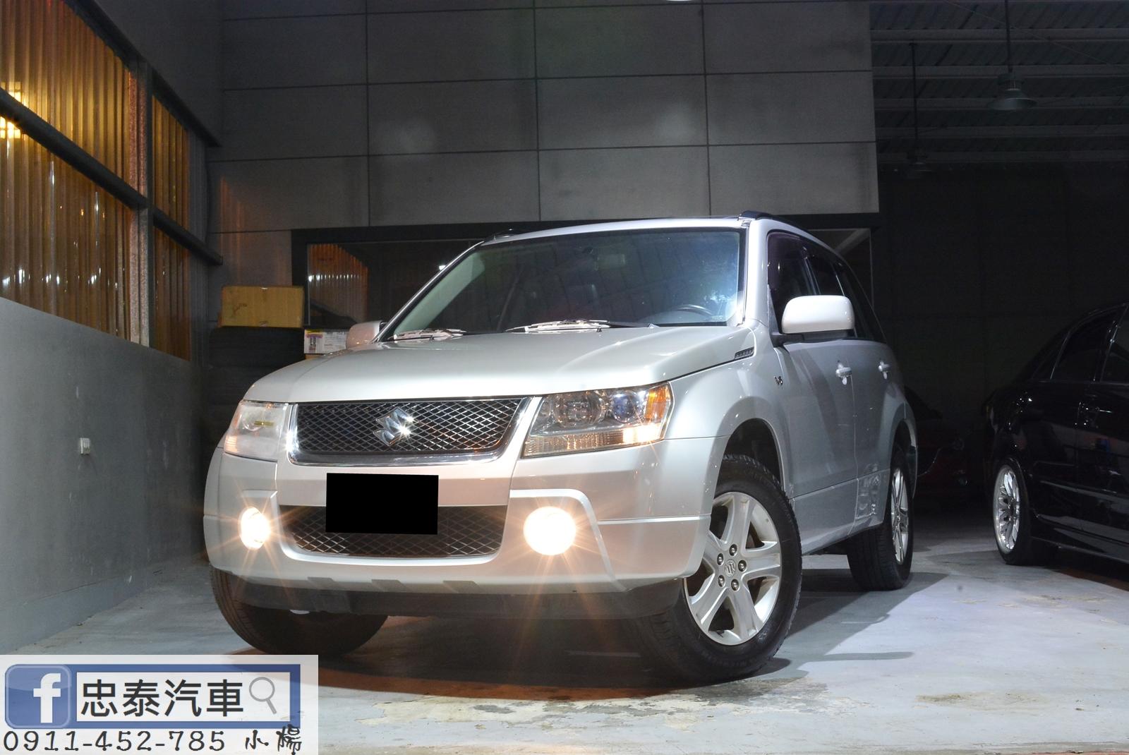 2008 Suzuki 鈴木 Vitara