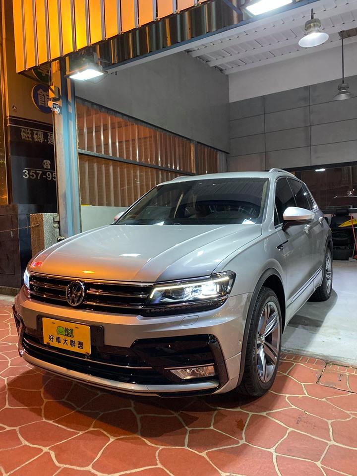 2017 Volkswagen 福斯 Tiguan