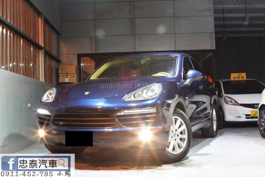 2012 Porsche 保時捷 Cayenne
