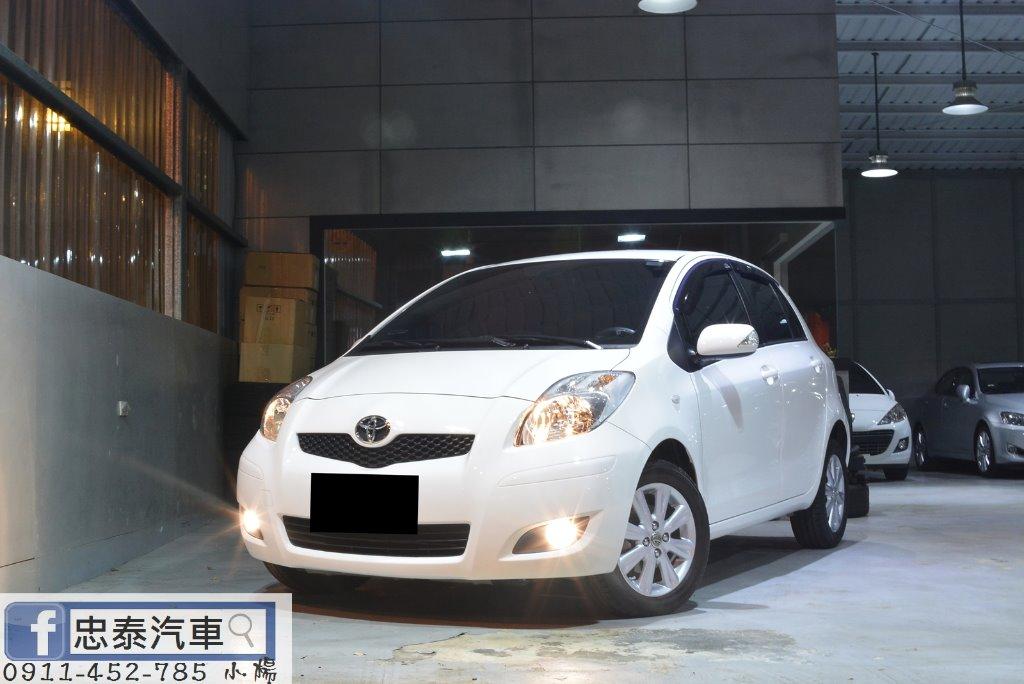 2011 Toyota 豐田 Yaris
