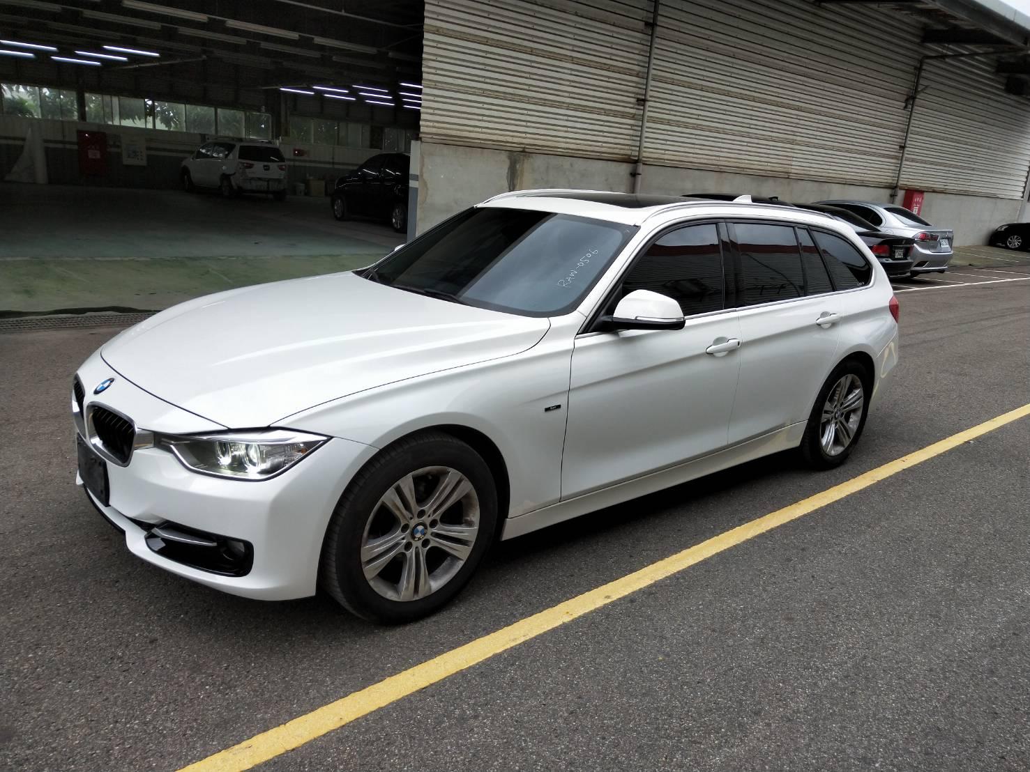 2014 Bmw 3-series sedan