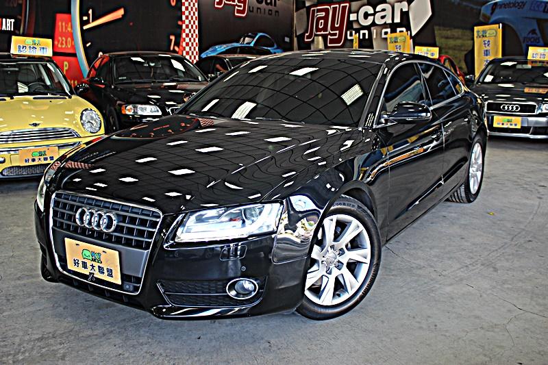 2009 Audi A5 sportback