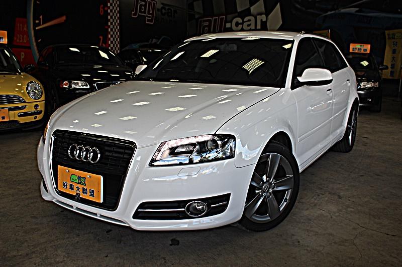 2010 Audi A3 sportback