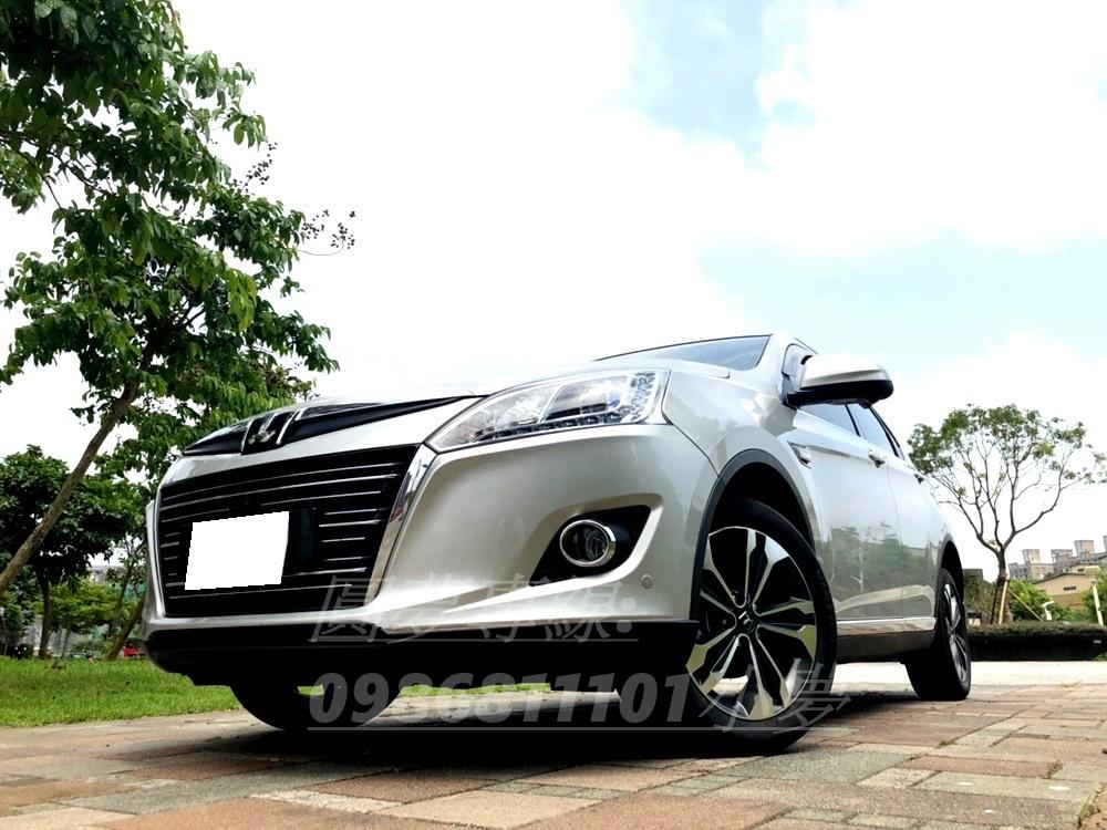 2016 Luxgen U6 turbo