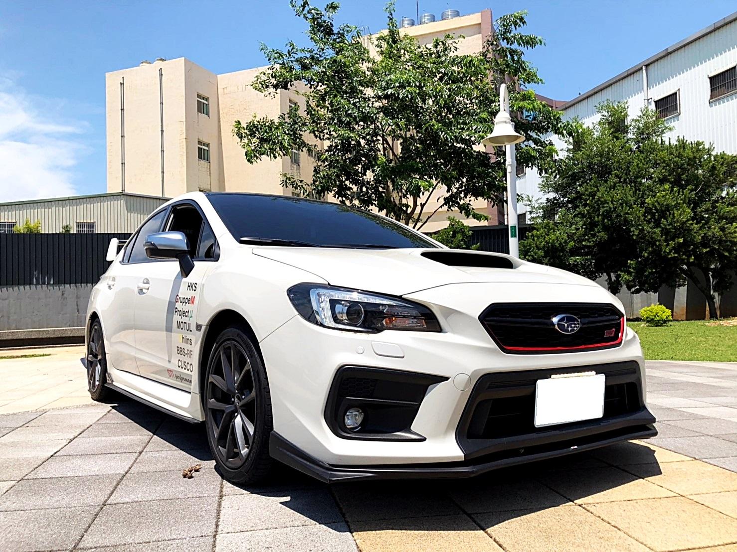 2018 Subaru 速霸陸 Wrx