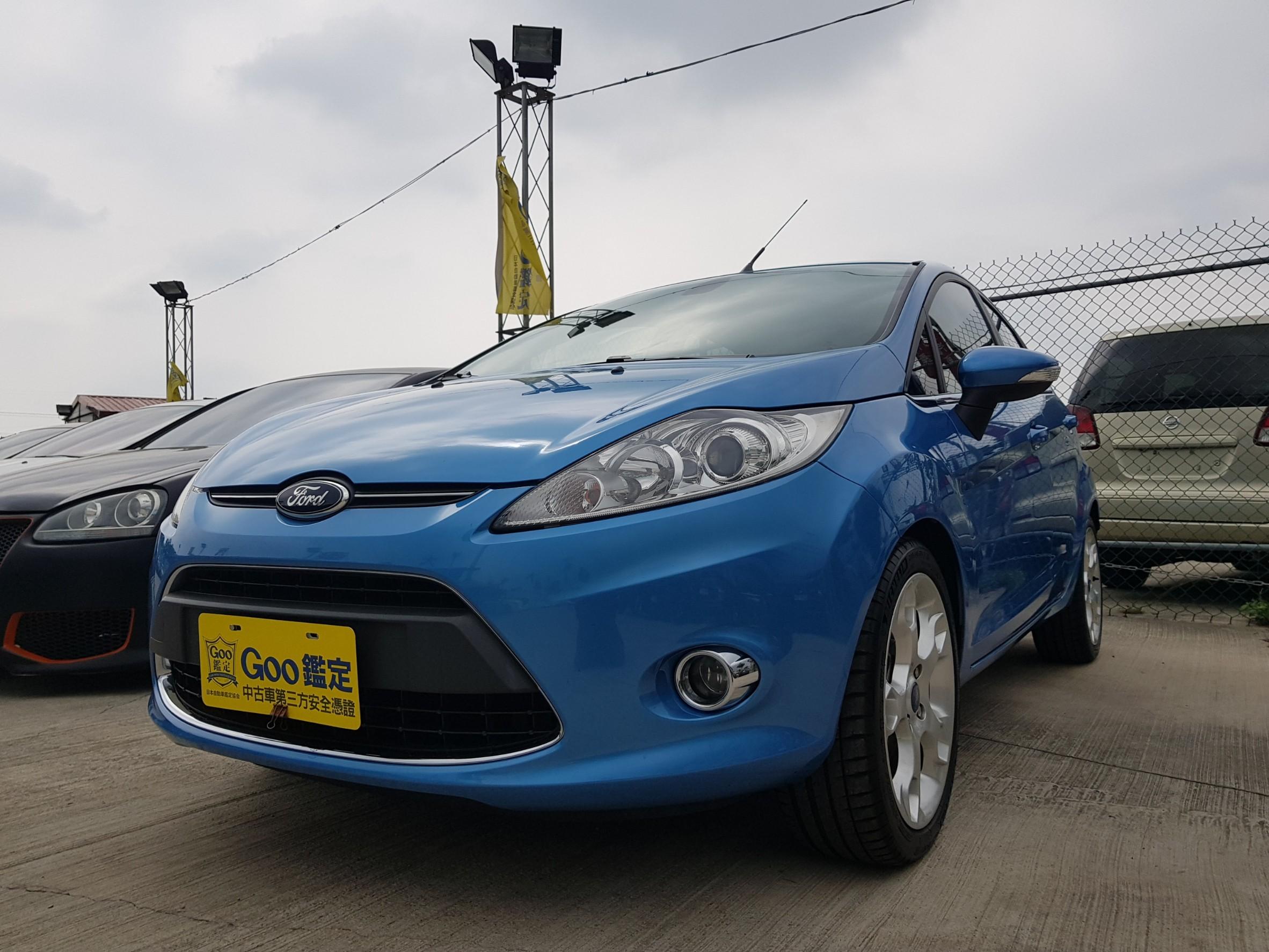2013 Ford 福特 Fiesta