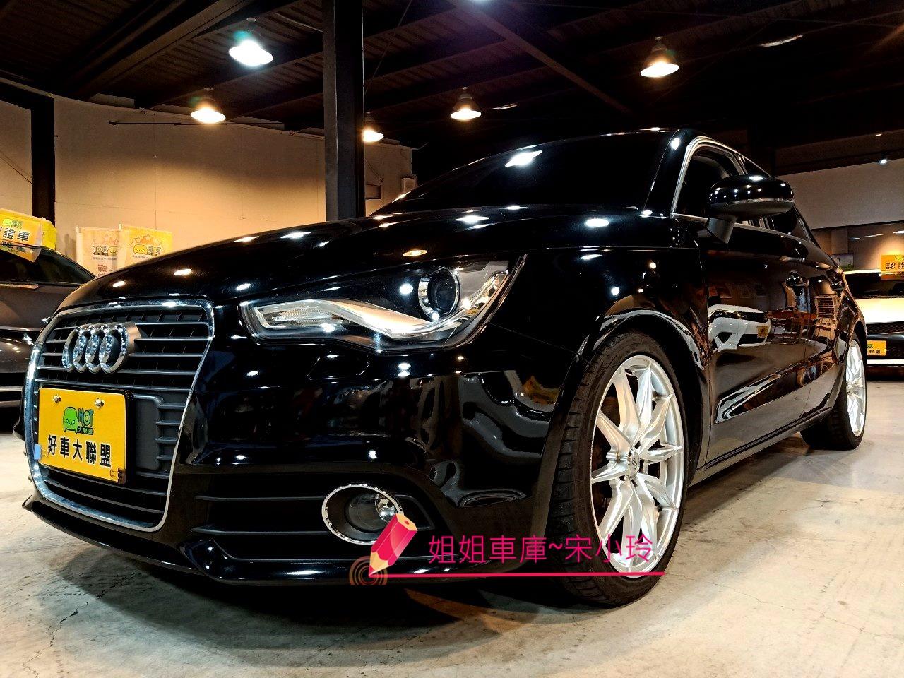 2014 Audi 奧迪 A1